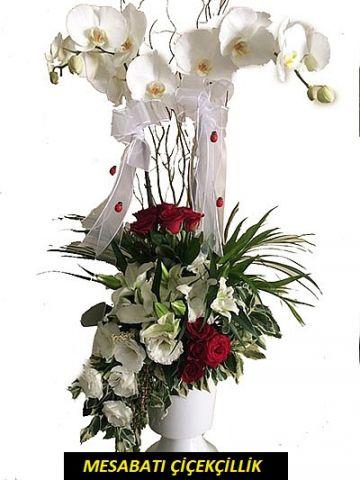 Aranjmanlı Orkide